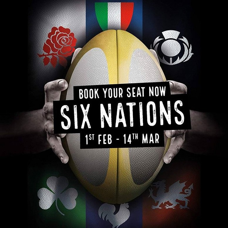 2020 Guinness Six Nations at O'Neill's