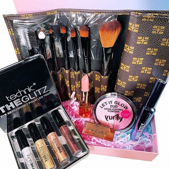 The Big Beauty Bonanza Box