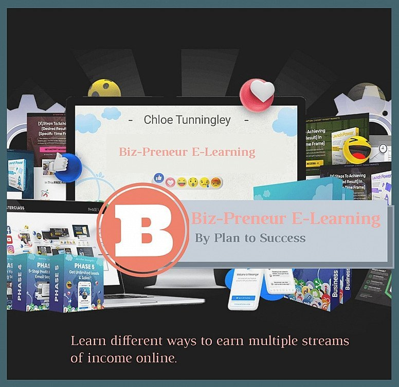 Create Multiple Streams of Income by learning online