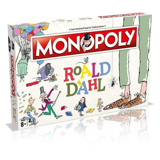 Roald Dahl Monopoly - £26.99