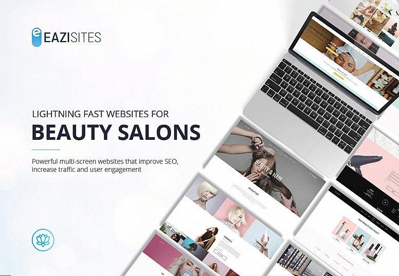 🎁 50% OFF ALL HAIR & BEAUTY WEBSITES 👊