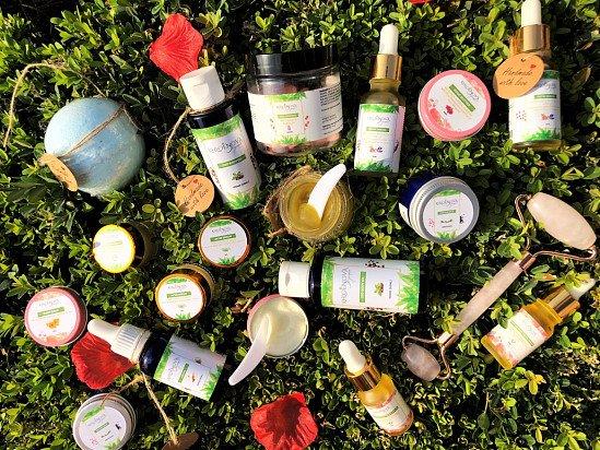 KHLOÉNOVA Organic Skin Body Health Care Cosmetics