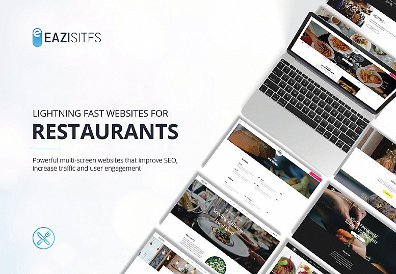 🎁 50% OFF ALL RESTAURANT / TAKEAWAY WEBSITES 👊