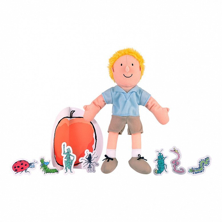 Roald Dahl Day - James and the Giant Peach Hand Puppet - £29.99