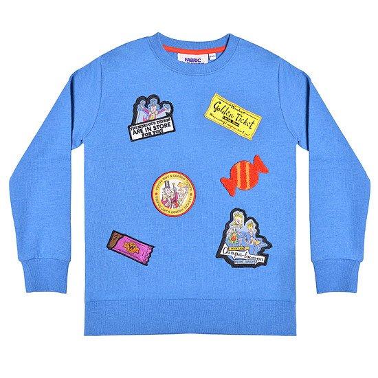 Roald Dahl Day - Charlie and the Chocolate Factory Children's Sweatshirt - £15.00