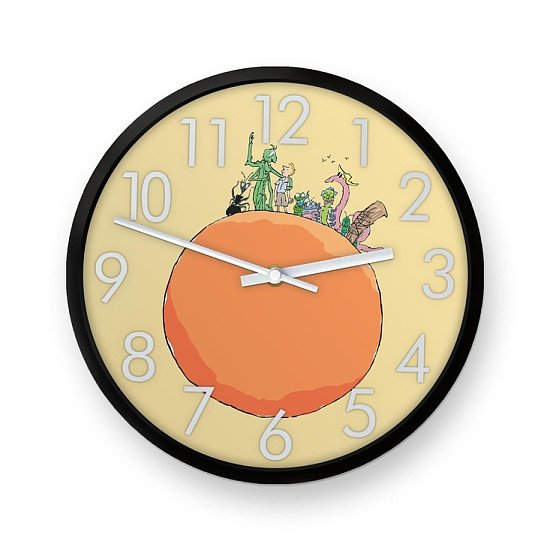 Roald Dahl Day - James and the Giant Peach Wall Clock - £39.99