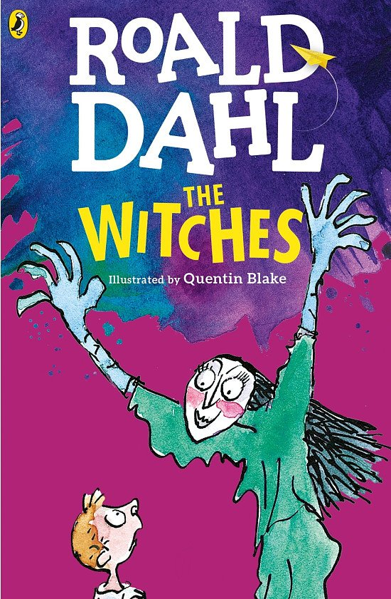 Roald Dahl Day - The Witches Roald Dahl - £6.99