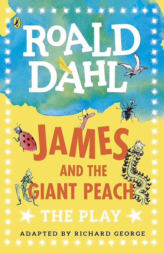 Roald Dahl Day - James and the Giant Peach: The Play - £7.99