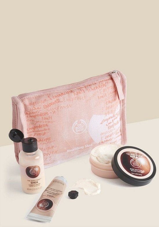 SHOP GIFT SETS - Nourishing Shea Delights Bag: £12.00!
