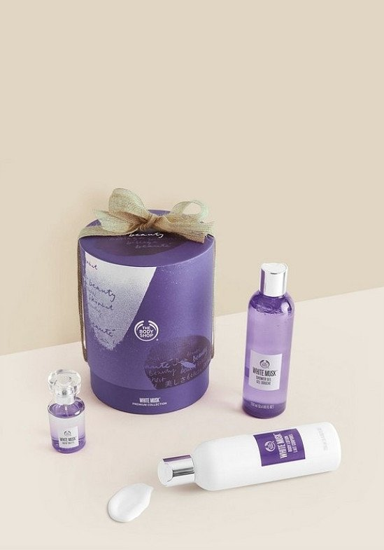 SHOP GIFT SETS - White Musk® Premium Collection: £25.00!