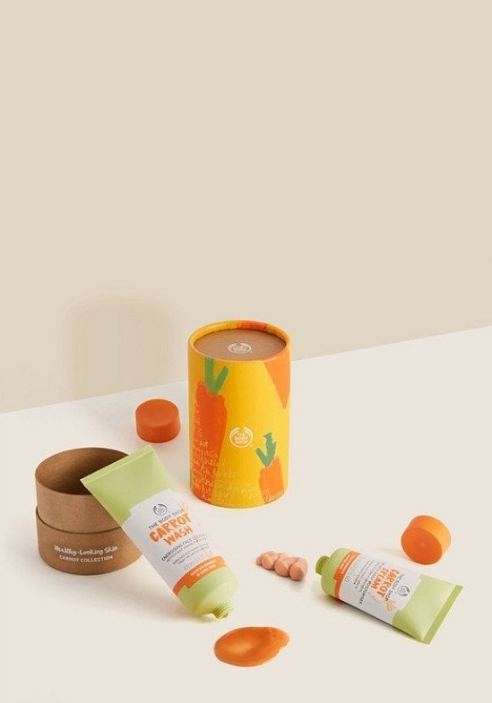 GIFT SETS - Healthy-Looking Skin Carrot Collection: £20.00!