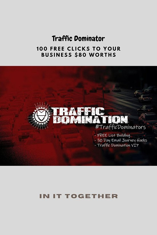 Join The Traffic Dominators