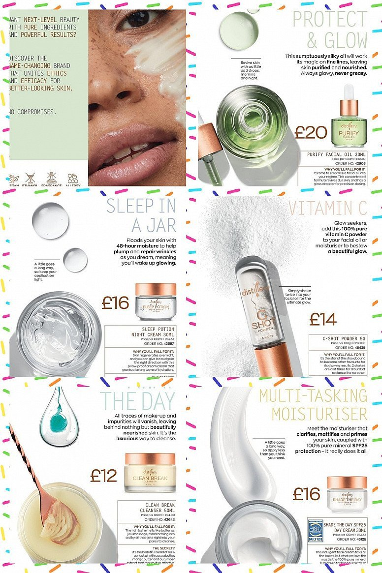 New to avon