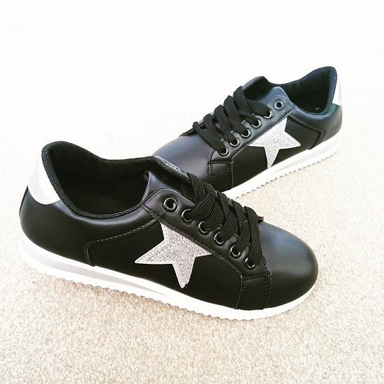 BRAND NEW Agnes Starry Trainers