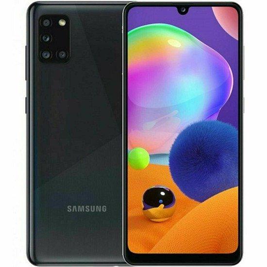 Samsung Galaxy A31 A315F Dual SIM 4G 128GB/4GB, Prism Crush Black