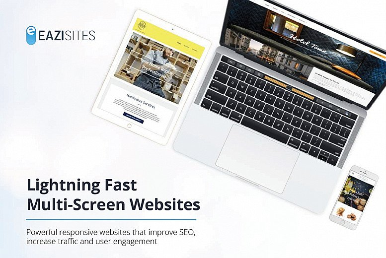 🔥50% OFF Lightning Fast, Multi-Screen Websites🚀
