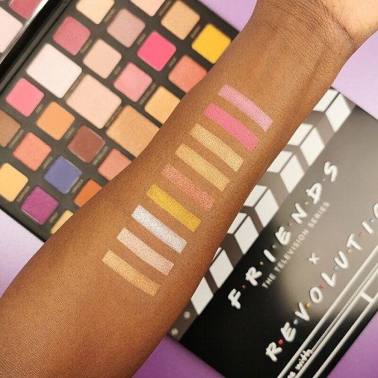 Makeup Revolution X Friends Flawless Limitless Eyeshadow Palette - £20.00!
