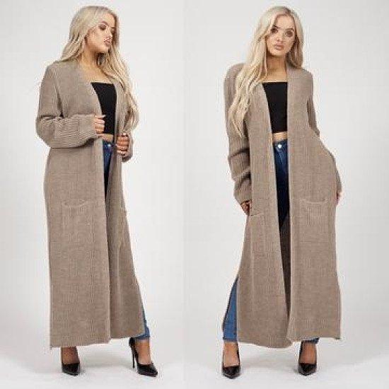 Kelsie Longline Knitted Cardigan £23.99