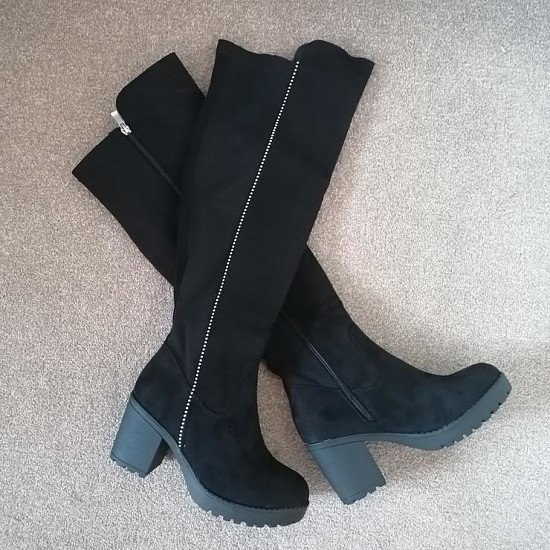 Amy Knee High Boots £26.99