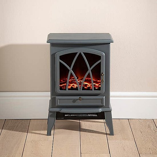 Small Grey Stove Heater - £60.00!