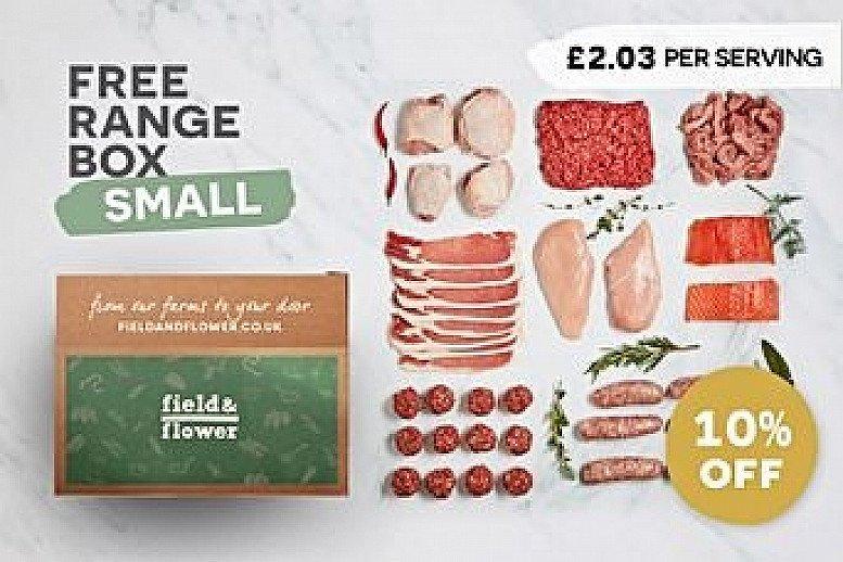 small free-range box - 10% OFF!