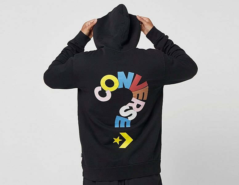 SAVE 29% - Converse Overhead Hoodie - size? Exclusive!