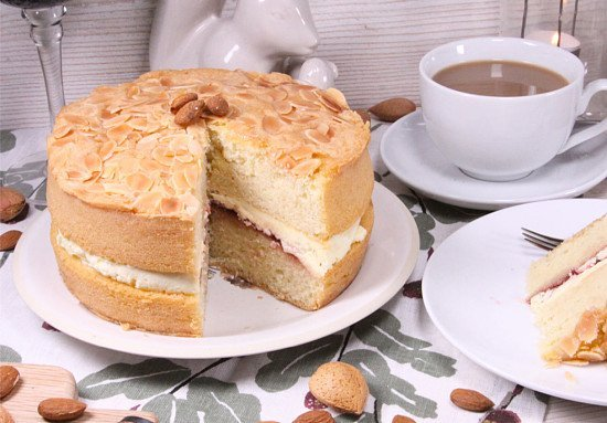 The Bakewell Cake is now just £13.75!