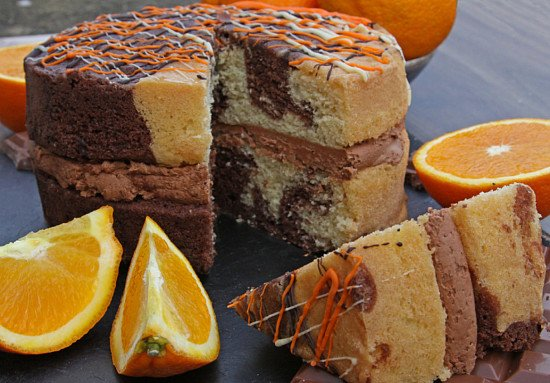 The Chocolate Orange Cake is now just £13.75!