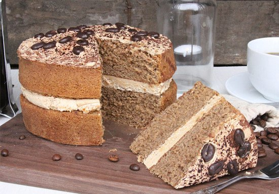 The Coffee Cake is now just £13.75!