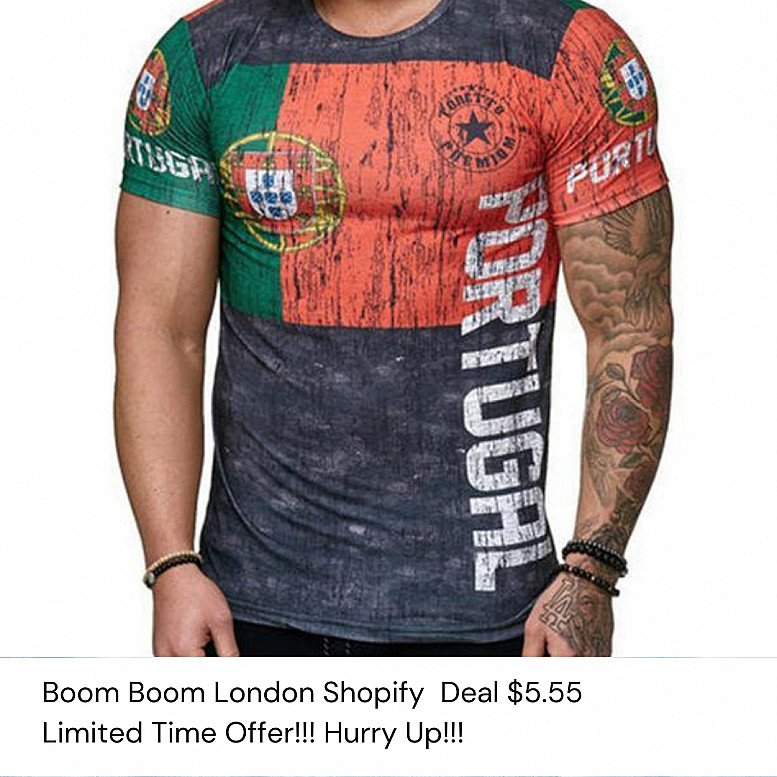 Boom Boom London Shopify  Great Value Deal