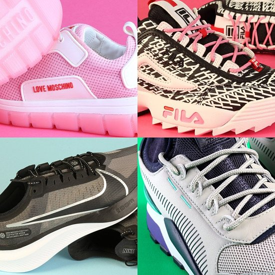 TRAINERS SALE - DISCOUNTS ON ALL TOP BRANDS + EXTRA 10% FOR SNIZL USERS
