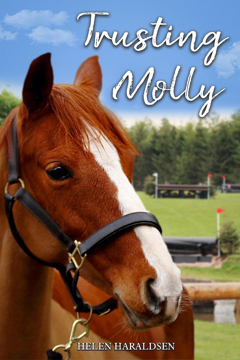Launch of Trusting Molly - the third installment in the Amber's Pony Tales series.