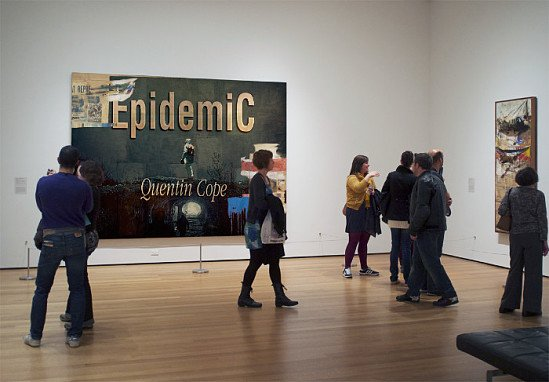 MECURIAN BOOKS – Can't see the point?: 'EpidemiC'
