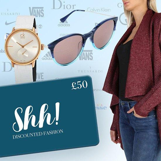 Win a £50 Gift Card at SHH UK - Discounted Fashion 😍👚👞👠👖