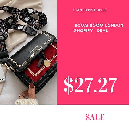 SALE!!! BOOM BOOM LONDON SHOPIFY SALE!!!