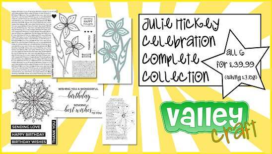 Julie Hickey Celebration Bundle Offer