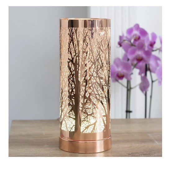 Rose gold  Tree Aroma Lamp