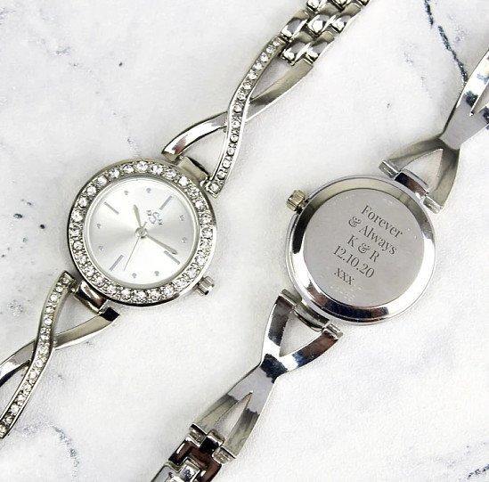 Personalised Infinity Ladies Watch
