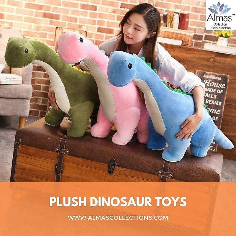 Plush Dinosaur Toys