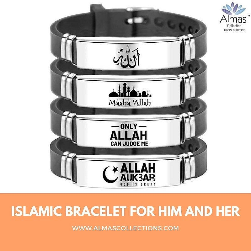 Islamic Bracelet for Him and Her