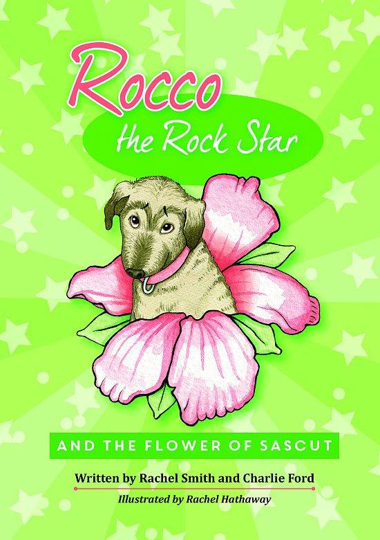 Children's Book | Flower of Sascut |Gift for Niece Nephew  | Gift for Godchild | Grandchild