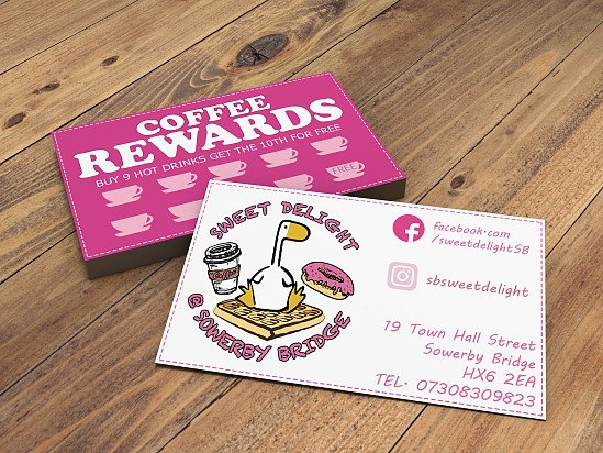 Professional Business Cards - Save Now