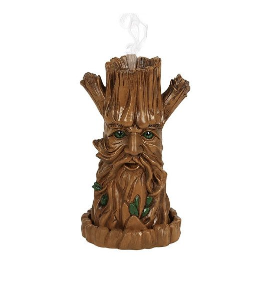 Large Tree Man Incense Cone Holder