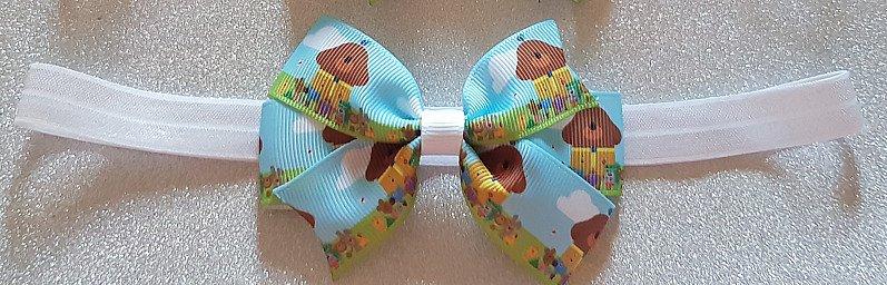 Newborn Baby Girls Childs Hey Duggee Headband