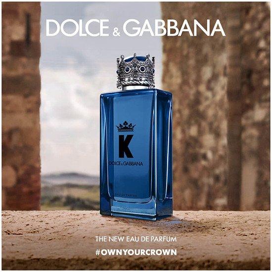 SHOP DOLCE & GABBANA - K by Dolce and Gabbana Eau de Parfum (Various Sizes): £85.00!