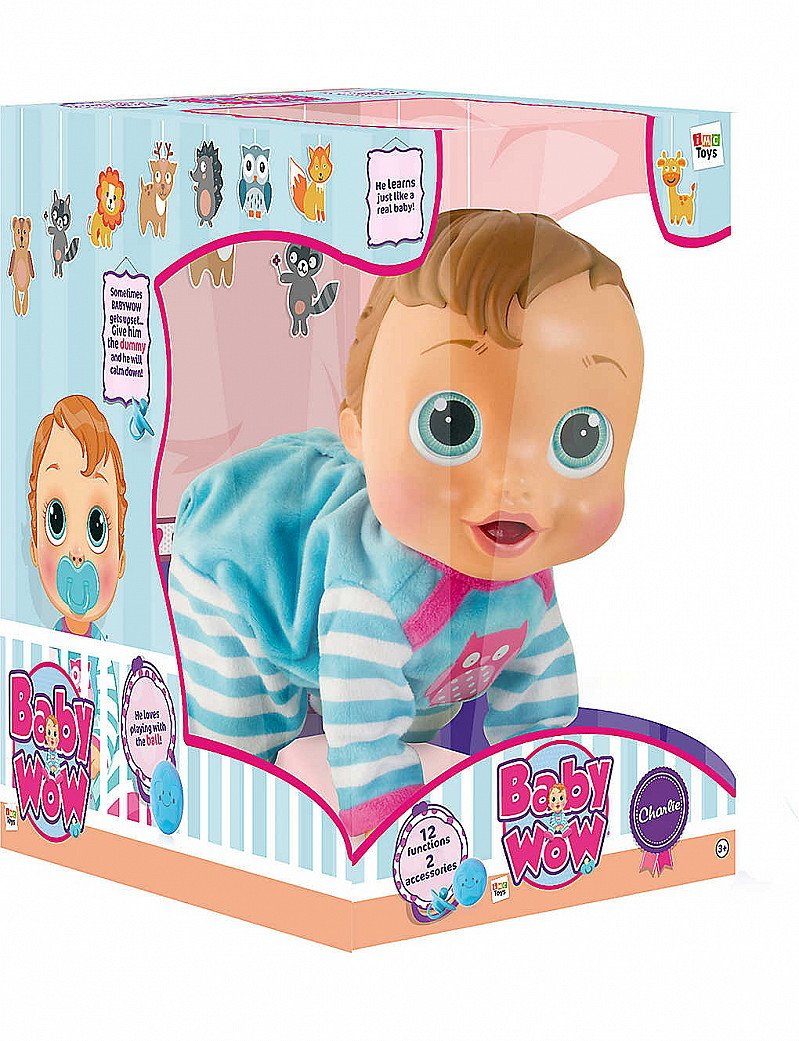 Half Price Toys - Baby Wow Charlie: £60.00!