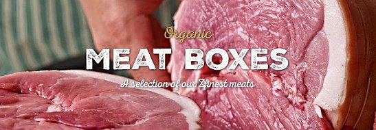 Small Organic Mixed Meat Box - £55.00!