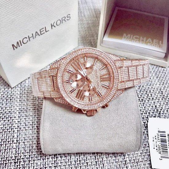 Original Michael Kors Mk6542 Rose Gold Ladies Watch
