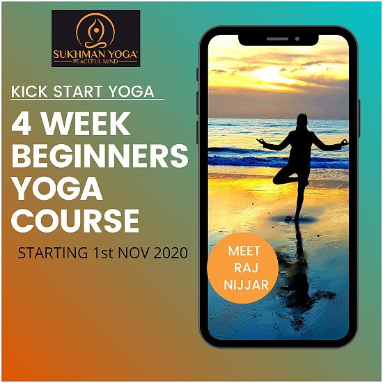 BEGINNERS YOGA COURSE