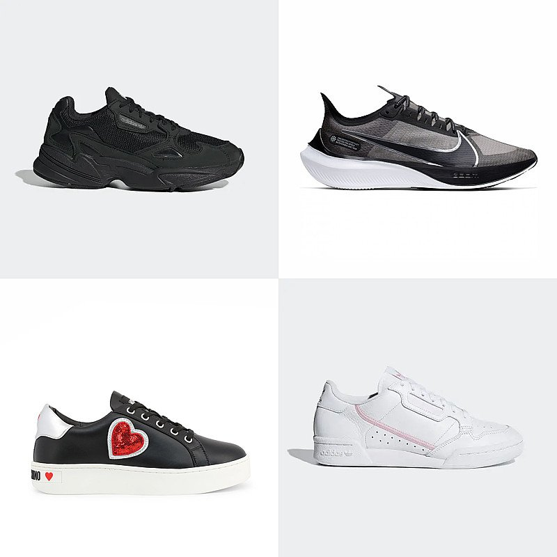 Check out our selection of footwear from all of your favourite brands...